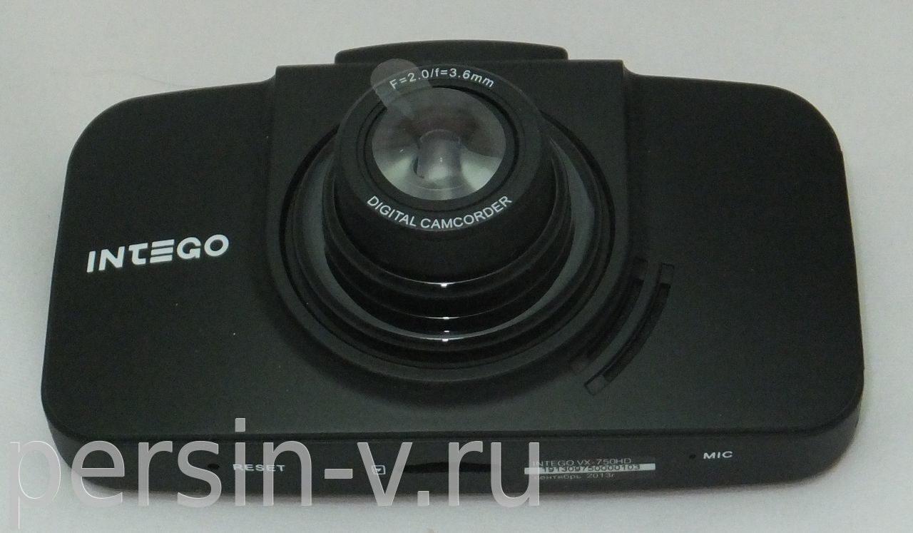 Видеорегистратор intego vx 280hd